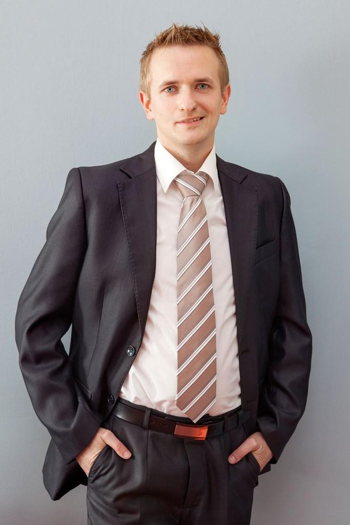kardiolog Damian Maciejewski
