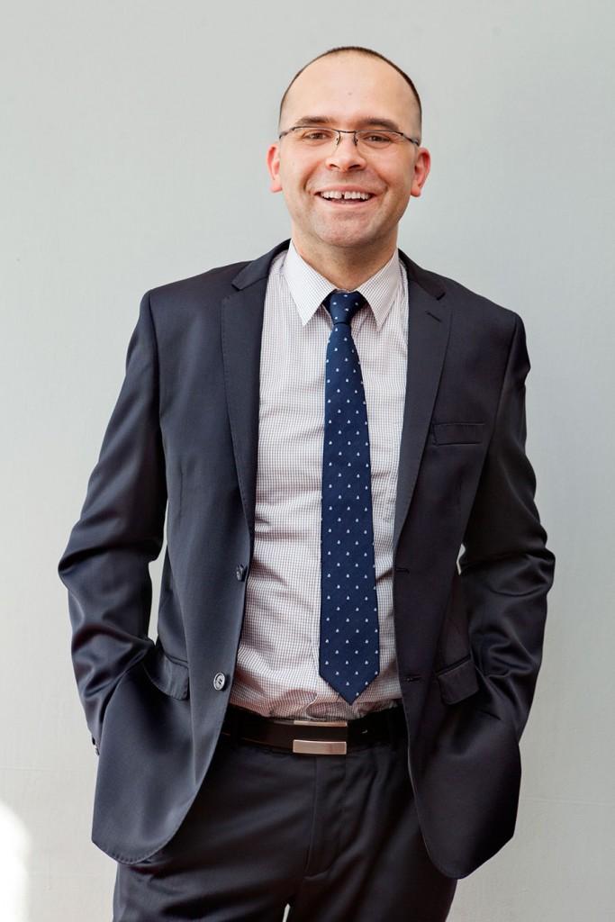 kardiolog Wojciech Suślik