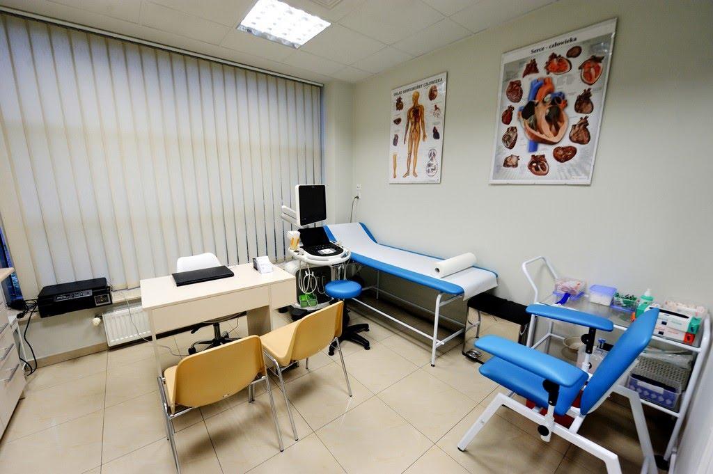 gabinet poradni kardiologicznej